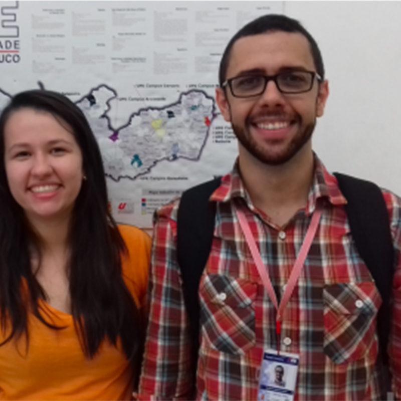 Aluna e professor da UPE Caruaru têm artigo aceito no XXIII Workshop de Informática na Escola (WIE)