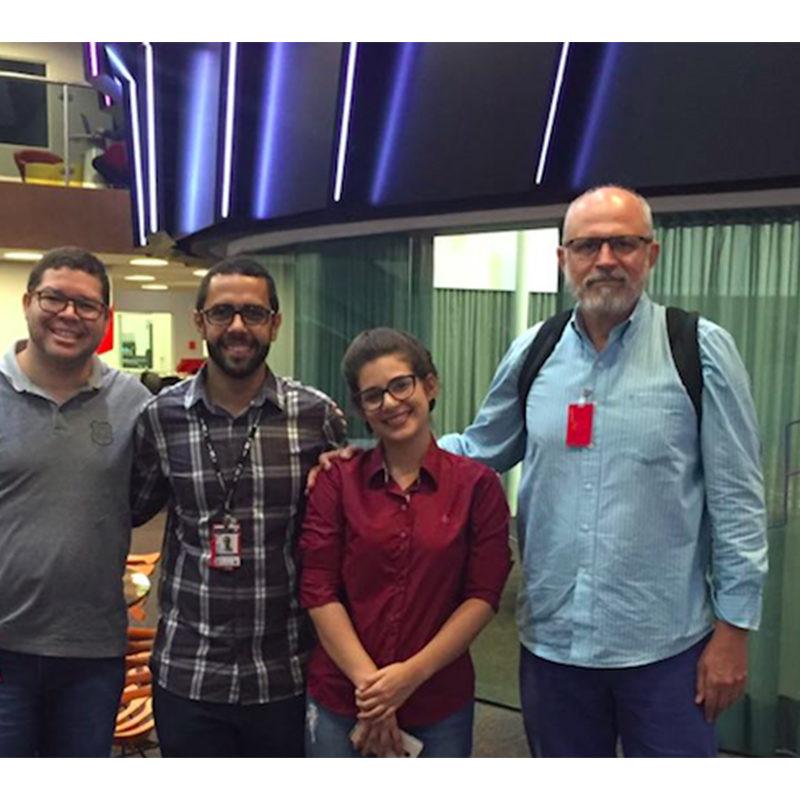 Professor e ex-aluna da UPE Caruaru têm Artigo Publicado em Revista Argentina de TIC