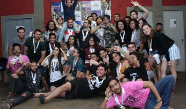 Delegação da UPE Caruaru faz bonito em competição do Multicampi