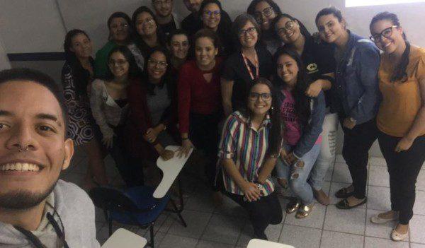 Disciplina de Composto Promocional da UPE Caruaru iniciou a temática sobre marketing digital