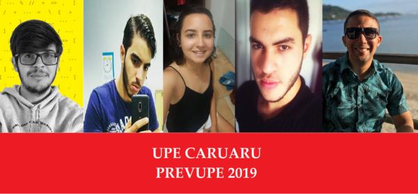UPE Caruaru desenvolve o Simulado Eletrônico do PREVUPE 2019